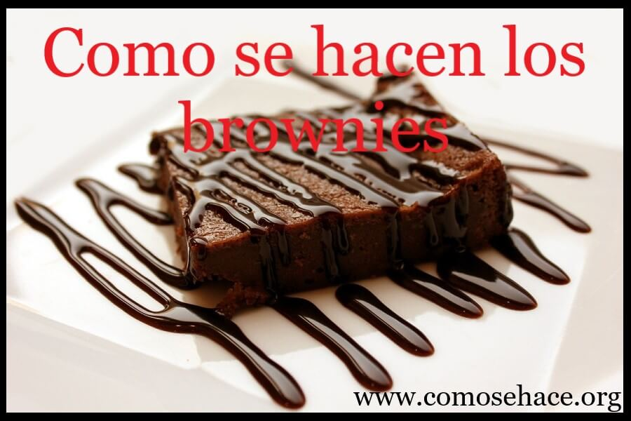 brownies industriales