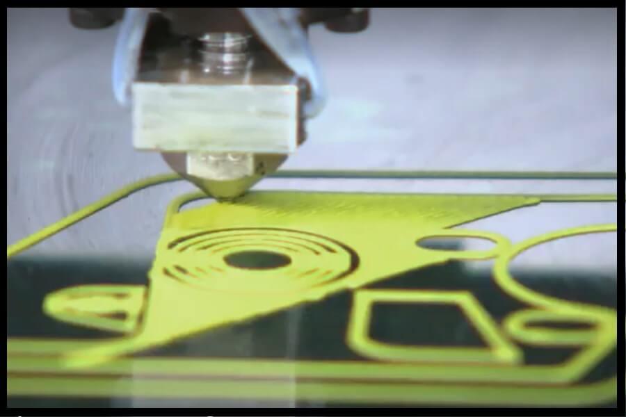 capas impresión 3d