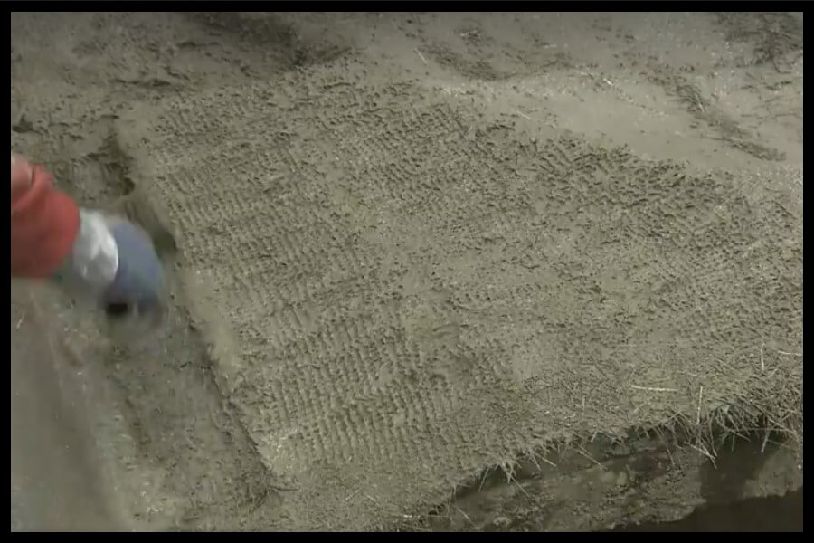 cemento rocódromo