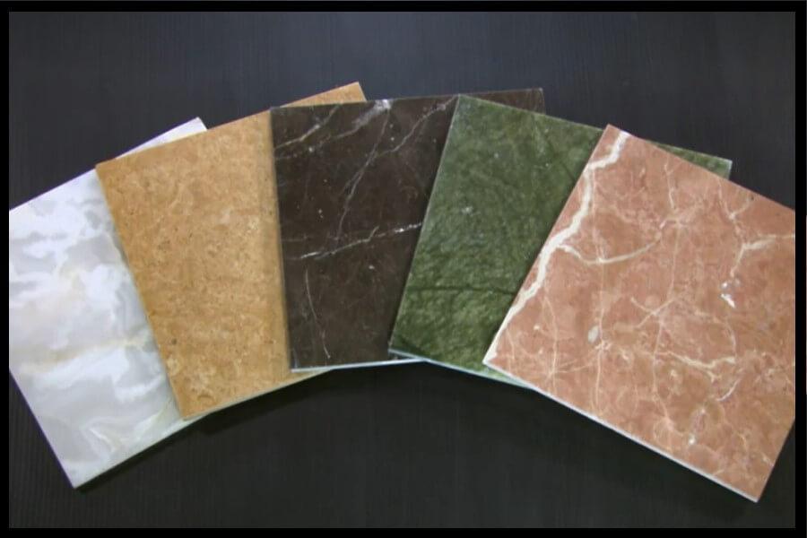 distintos suelos piedra