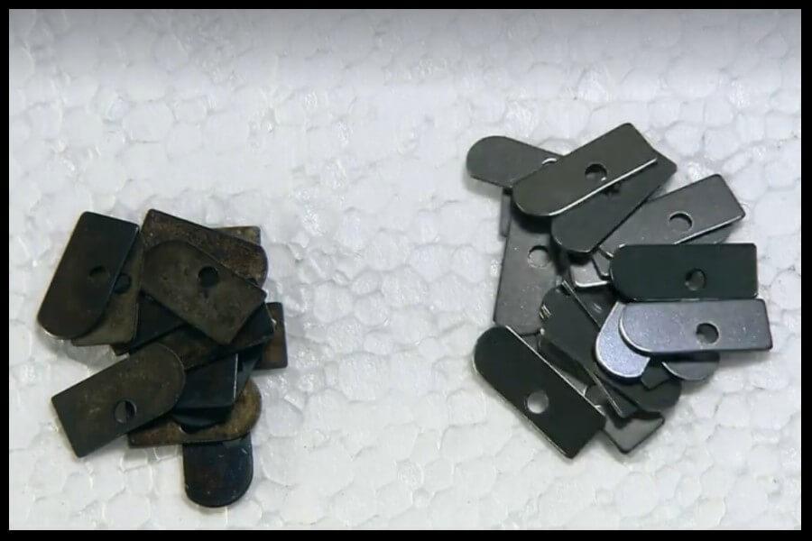 cuchillas para sacapuntas