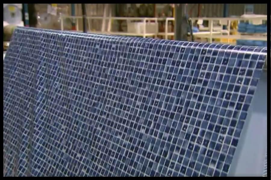 forro piscina prefabricada