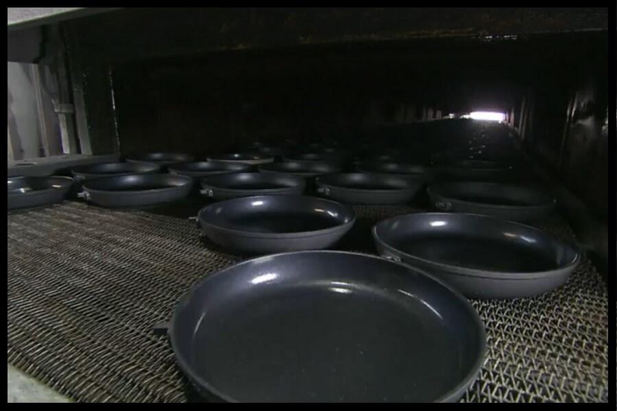 horno sartenes