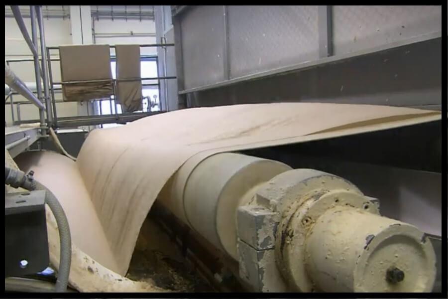 lamina papel celulosa