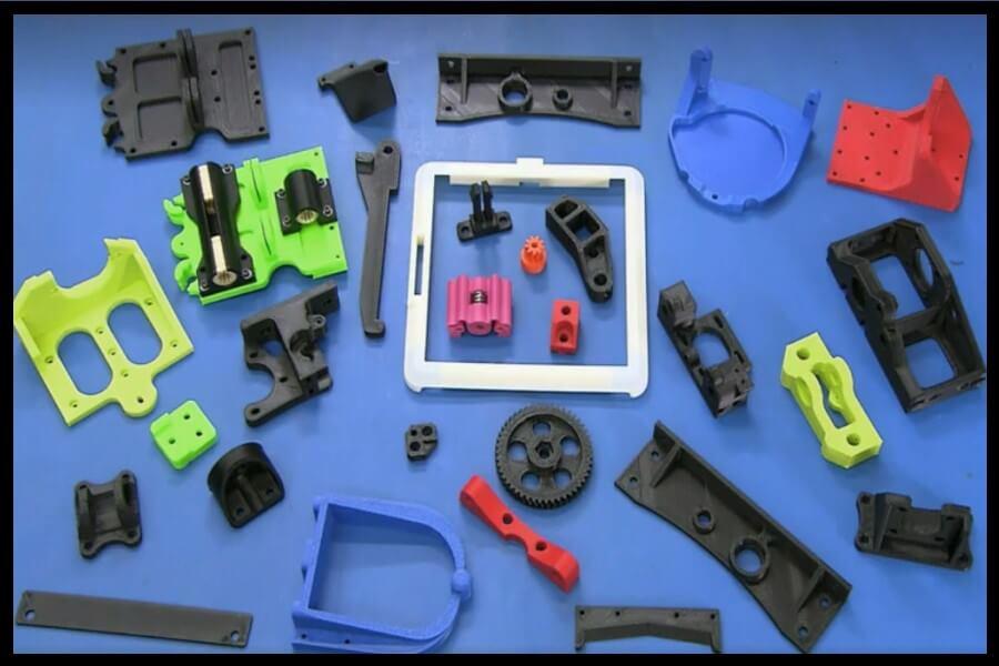 piezas impresora 3d