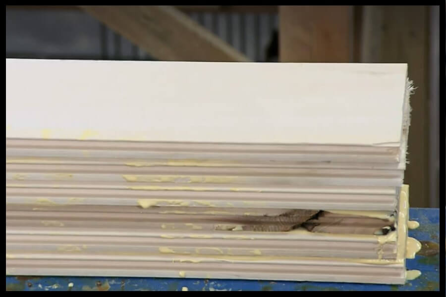 unión madera