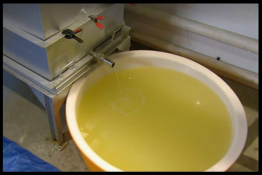 sake arroz prensado