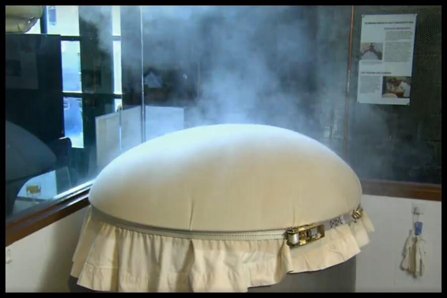 vaporera arroz sake