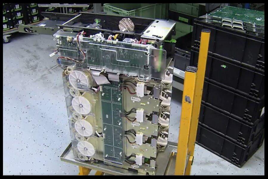 unidad electromecánica atm