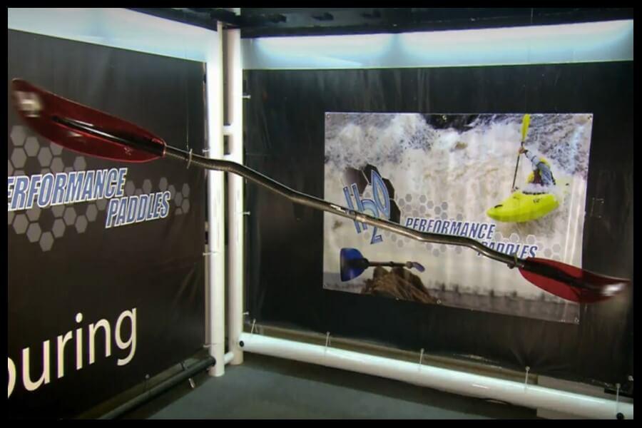 remo para kayak
